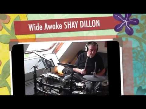 Wide Awake SHAY DILLON DRUM COVER Lucky JLo