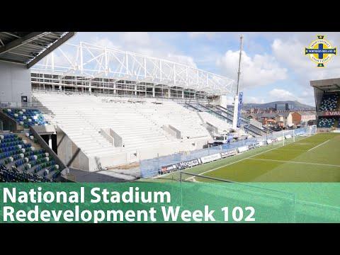 National Stadium Redevelopment Week 102