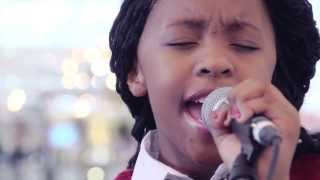 The Scouts' Christmas Album - Asanda Jezile LIVE - 'Do They Know It's Christmas?'