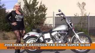 7. Used 2004 Harley Davidson Super Glide Motorcycles for sale