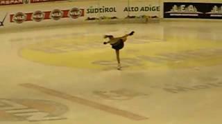 Sara Delfinetti - 1a gara nazionale Open 2011 Merano