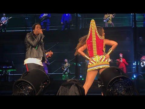 Beyoncé and Jay-Z - Deja Vu / Crazy In Love Global Citizens Festival Johannesburg, SA 12/2/2018