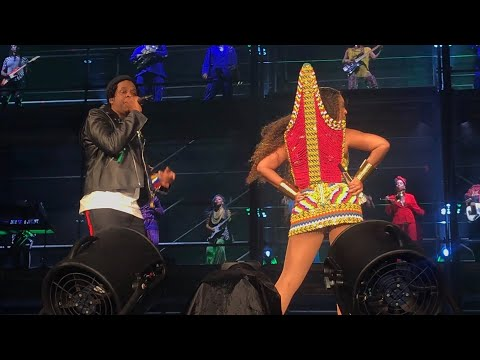 Video Beyoncé and Jay-Z - Deja Vu / Crazy In Love Global Citizens Festival Johannesburg, SA 12/2/2018 download in MP3, 3GP, MP4, WEBM, AVI, FLV January 2017