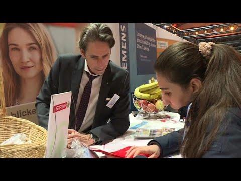 Wien: Jobbörse für Flüchtlinge - die Initiative kam von d ...