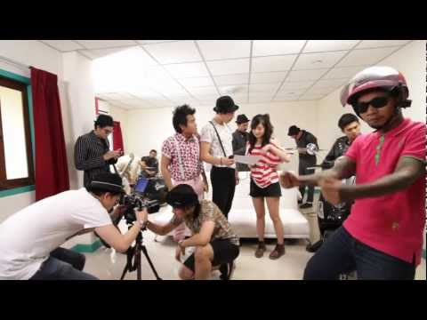 Harlem Shake in set MV-Strawberry Crazy – MummyDaddy