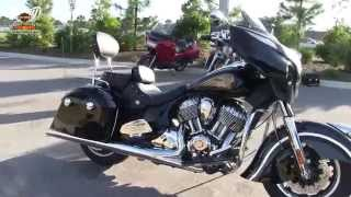 10. 2014 Indian Chieftain - Used Motorcycles for sale in Tennessee