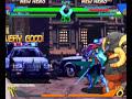 X-MEN STREET FIGHTER