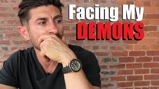 Facing My Personal Demons & Dealing With Hurt
