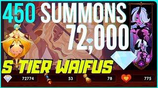 Video 💎72,000 Diamonds 450 SUMMONS Antandra! S-Tier Ladies Summoned | AFK ARENA MP3, 3GP, MP4, WEBM, AVI, FLV September 2019