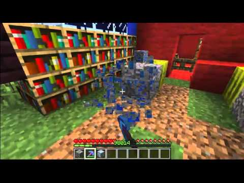 Minecraft 1.0.0 - Tutoriel sur la table d'enchantements: Outils