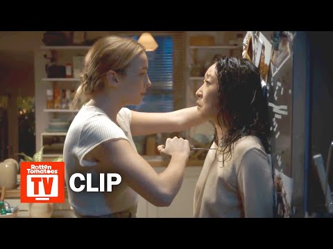 Killing Eve S01E05 Clip | 'The Face Off' | Rotten Tomatoes TV
