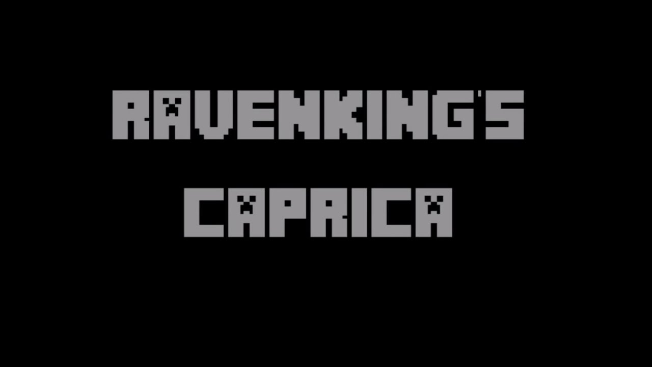 Minecraft – Ravenking's Caprica (Episode 1)