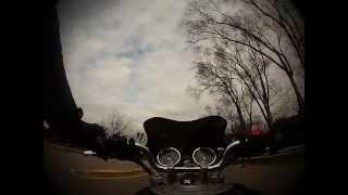 9. Honda 919 trip to bank