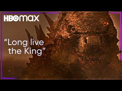 Godzilla Claims his Place as the King of the Monsters | HBO Max
