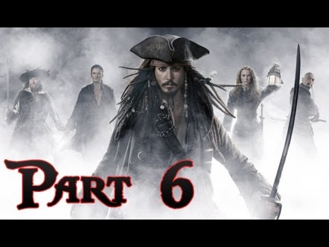 Pirates of the Caribbean: At World's End (PS2, Wii, PC) Walkthrough Part 6