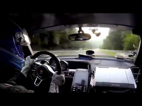 Nürburgring - Come onboard the new Porsche 918 Spyder for a laptime of 6'57 on the Nordschleife : new record ! 31