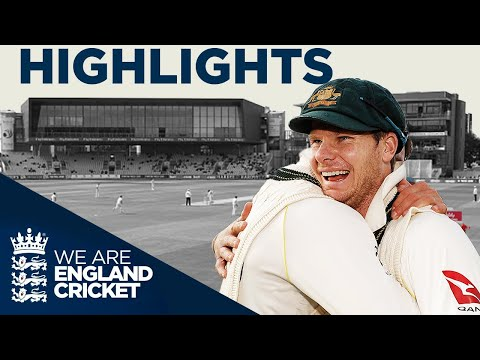 Australia Retain The Ashes The Ashes Day 5 Highlights  Fourth Specsavers Test 2019