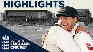 Australia Retain The Ashes | The Ashes Day 5 Highlights | Fourth Specsavers Test 2019