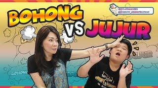 Video BOHONG VS JUJUR VERSI JONATHAN & MOM, KEK APA YA????!!! ~ JJC FAM TEAM MP3, 3GP, MP4, WEBM, AVI, FLV November 2018