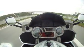 8. BMW K1600GTL (2015) - 0-200 and TOPSPEED