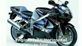 6. 2011 Suzuki GSX-R 750 Walkaround, Specs