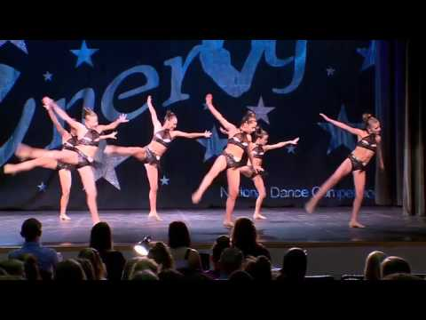 "Dance Moms - MDP Group Dance ""Unstoppable"""