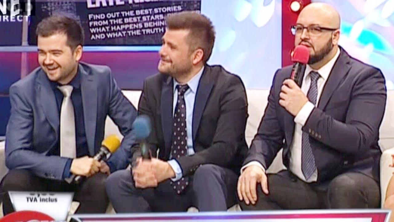 Video HD 3SE Trei Sud Est Reuniti la WOWBIZ Interviu Integral 31 Martie 2014