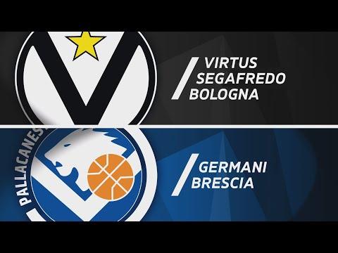 Serie A 2020-21: Virtus Bologna-Brescia, gli highlights