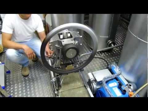Encontech B.V. Expansion machine
