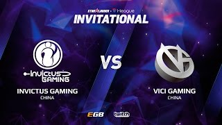 IG vs VG, Game 1, SL i-League Invitational S2, CN Qualifier