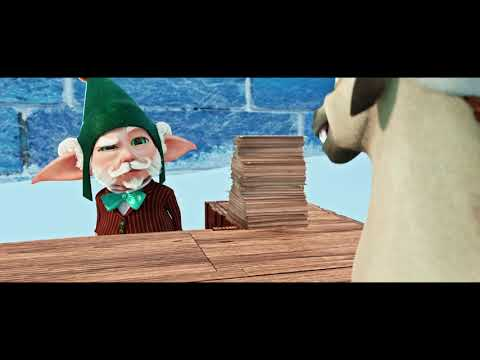 "Elliot: The Littlest Reindeer - ""Glitzen"" Clip"