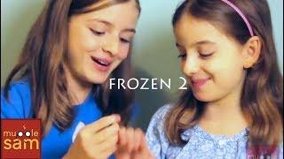 FROZEN 2 - Q&A | Sophia & Bella