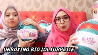 Video UNBOXING LOL SURPRISE BIG PURPLE - Ria Ricis MP3, 3GP, MP4, WEBM, AVI, FLV Maret 2019