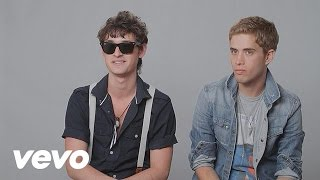 The Summer Set - VEVO News Interview