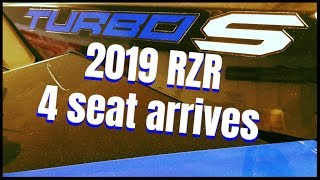 3. 2019 Polaris RZR Turbo S4