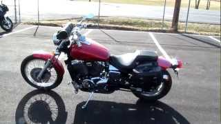 10. 2006 Honda Shadow Spirit 750 For Sale