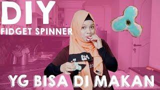 Video DIY FIDGET SPINNER YG BISA DI MAKAN MP3, 3GP, MP4, WEBM, AVI, FLV Juli 2018