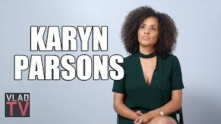 Video Karyn Parsons on Growing Up with a Black Mom and a White Dad in the 70s (Part 1) MP3, 3GP, MP4, WEBM, AVI, FLV Oktober 2018
