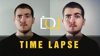 Edição de foto, efeito criança - Time lapse