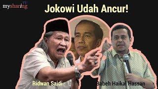 "Video ""Jokowi Udah Ancur!"" Ridwan Saidi Kocak Banget, di Acara Haikal Hassan MP3, 3GP, MP4, WEBM, AVI, FLV Maret 2019"