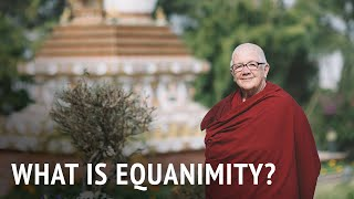 Dr Chönyi Taylor – What is Equanimity?