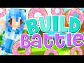 Minecraft: Build Battle - Cute Coffee & Donuts!