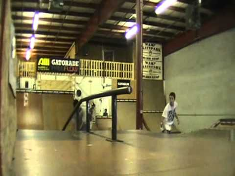 Cary Skatepark and Warp Skatepark