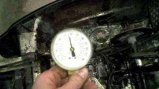 5. 2004 Ski Doo Rev 600 Engine Compression test