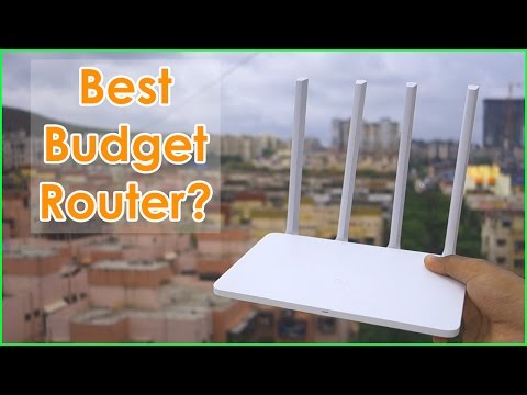 Xiaomi Mi Router 3 With Four Antenna Review- A solid budget router!