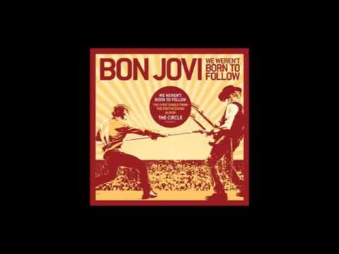 ����� Bon Jovi - We Weren
