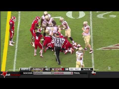 Karlos Williams vs North Carolina St. 2014 video.