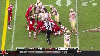 Karlos Williams vs NC State (2014)