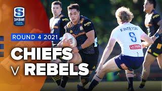 Chiefs v Rebels Rd.4 2021 Super rugby Trans Tasman video highlights