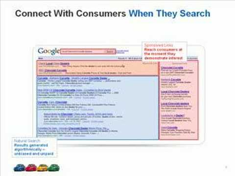 google 101 - An overview of how Google Search can help dealers sell more vehicles while saving time & money.